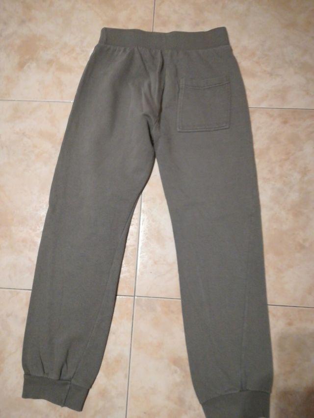 Pantalon chandal T/ 11-12 Benetton