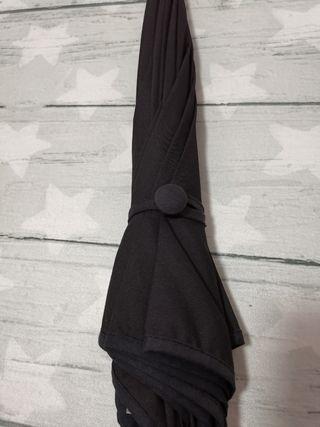 Sombrilla bebe negra universal