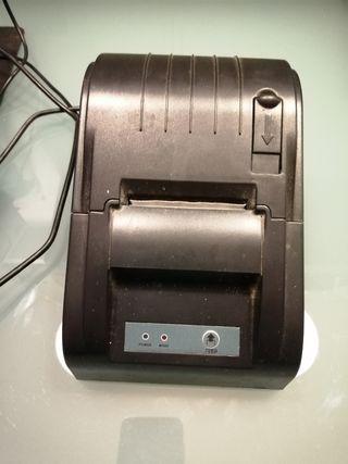 impresora tiquets 58mm