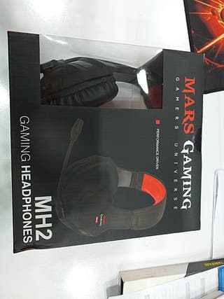 AURICULARES GAMING MH2