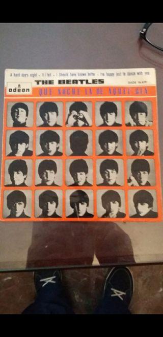 Discos clásicos de los Beatles