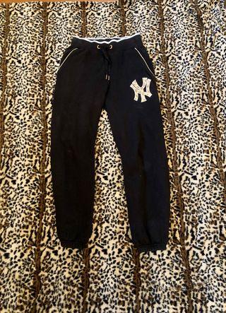Pantalón de chándal de los Yankees Majestic
