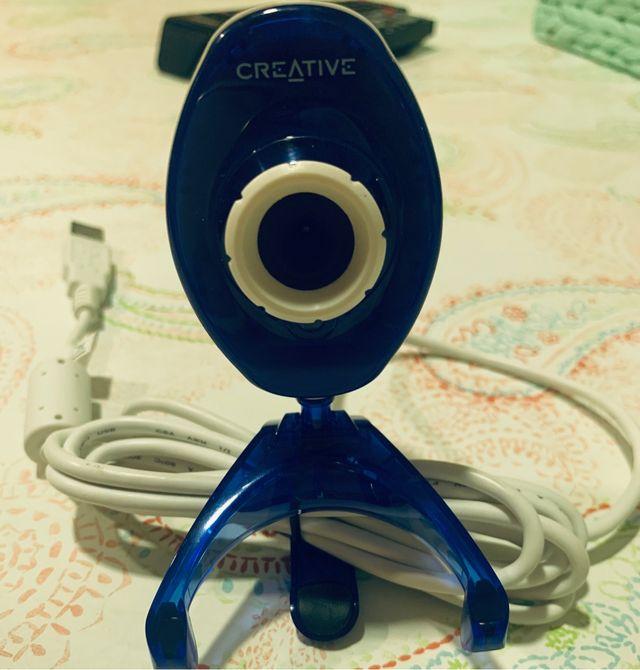 Cámara webcam
