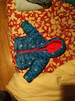 Abrigo 1-2 años