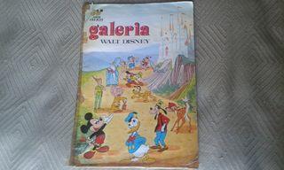 Álbum cromos Walt Disney años 1970
