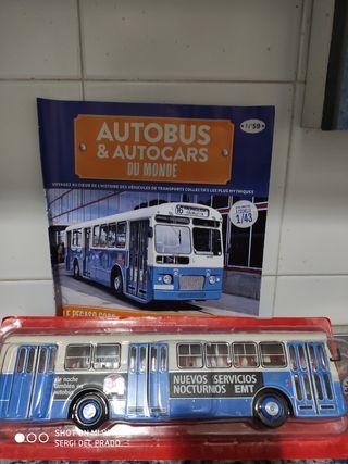 Autobús Pegaso 6035 EMT Madrid