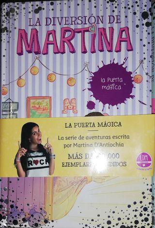 """Libros """"LA diversión de Martina."""""""