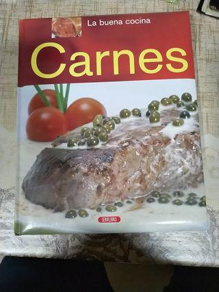 libro recetas de cocina carnes