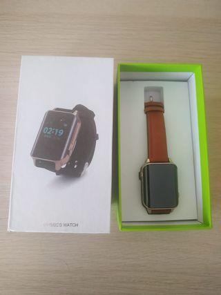 Reloj con GPS para mayores