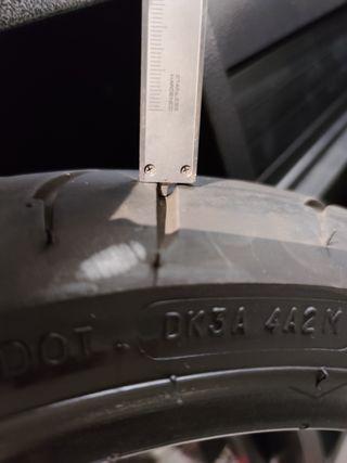 ruedas moto Dunlop ScootSmart