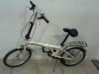 Bicicleta plegable 20Twenty Sjet