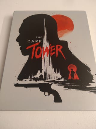 Steelbook. La Torre Oscura. Bluray