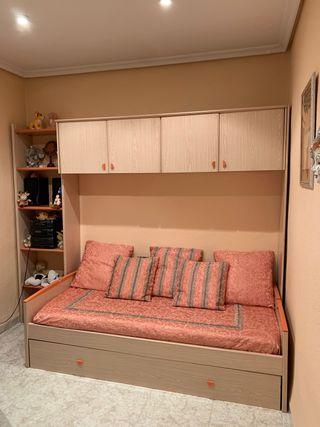 Dormitorio de segunda mano en Puçol en WALLAPOP