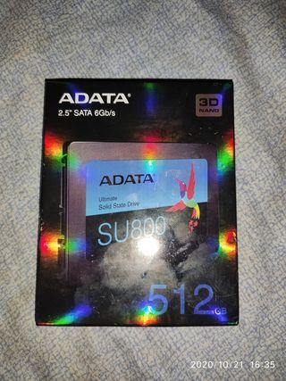 disco duro SSD