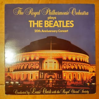 The Beatles - 20th Anniversary Concert