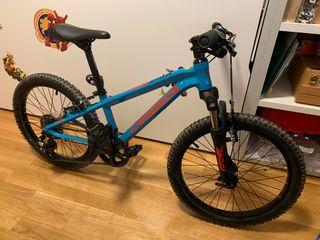 """Bicicleta de montaña para niños Aro 20"""" Orbea"""