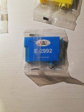 cartuchos impresora Epson 29XL