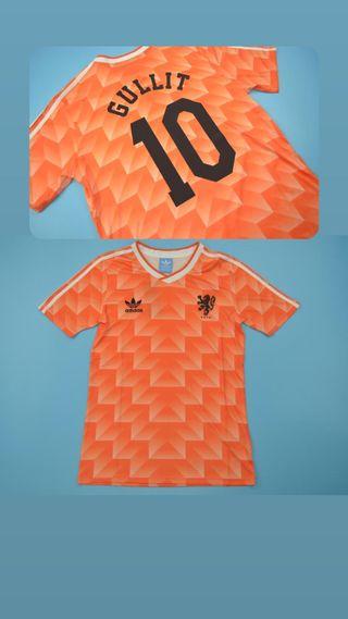 Camisa Futbol Gullit