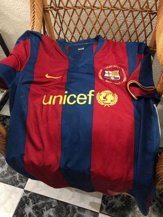 Camisetas Fútbol Club Barcelona