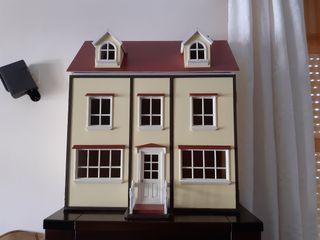Casa de muñecas de Época