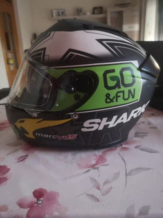 casco shark speed r carbon serie 2.