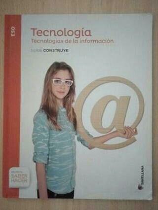 Libros TECNOLOGÍA, 1 y 2 ESO (IES CARRIZAL)