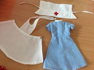Lesly enfermera