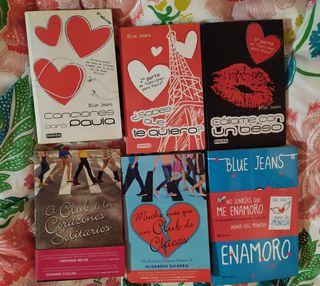 Libros juvenil-romantica