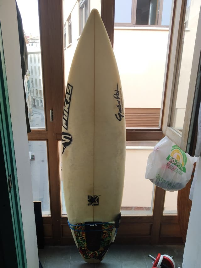 "Tabla de surf Pukas 6'3"""