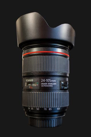 Objetivo Canon EF 24-105 f4 L IS II USM (Oct.2019)