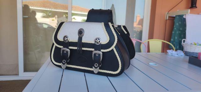 maletas para custom