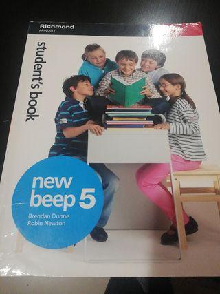 libro escolar de 5 primaria inglés