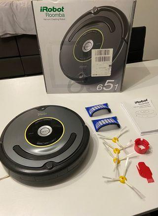 Robot aspirador roomba 651