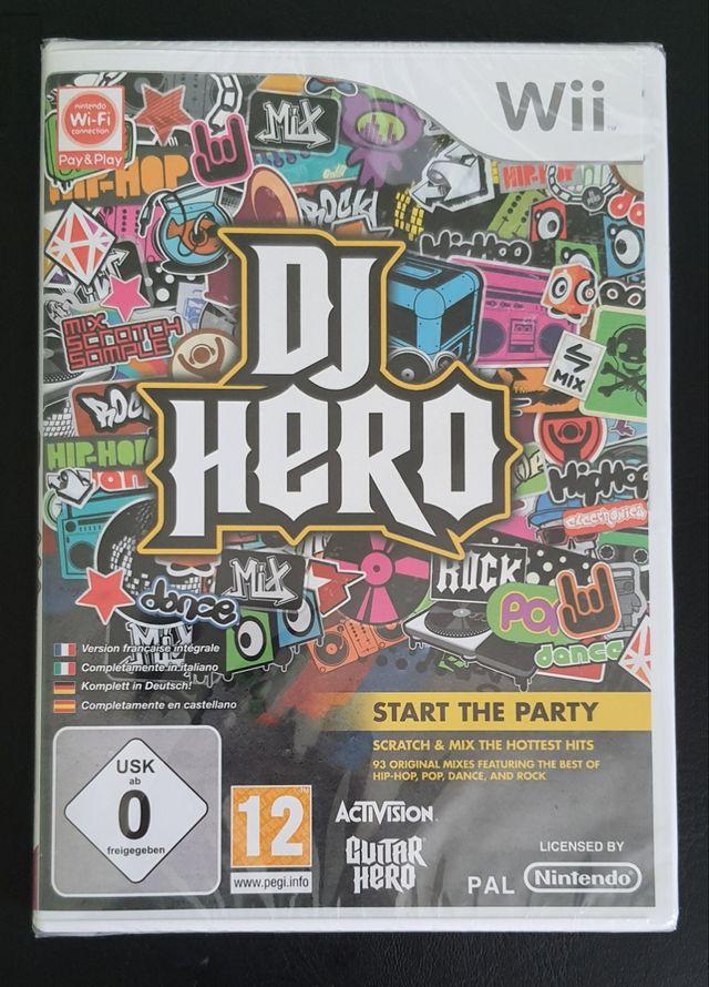 Dj Hero collector renegade Nintendo Wii