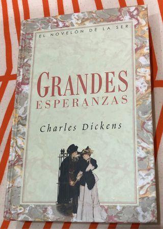 Libro Grandes Esperanzas de Charles Dickens SER