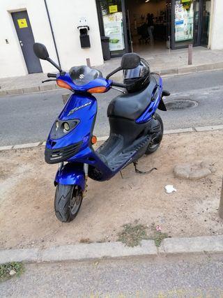 vendo o cambio Suzuki katana cc49