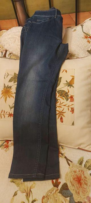 Pantalon vaquero pitillo de SALSA