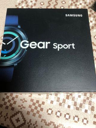 Reloj watch gear sport