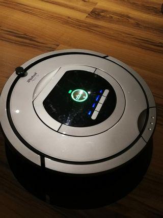 Aspiradora Robot Roomba 760