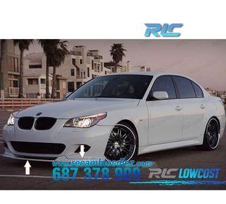 BMW E60 E61 SPOILER LIP FRONTAL