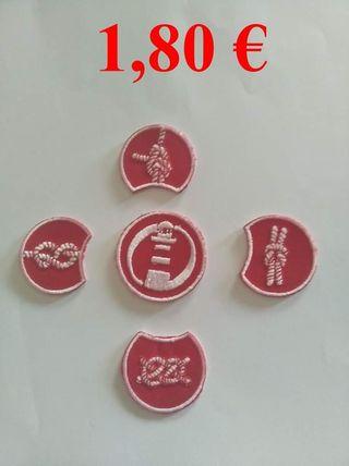 insignia Scout/ scouts