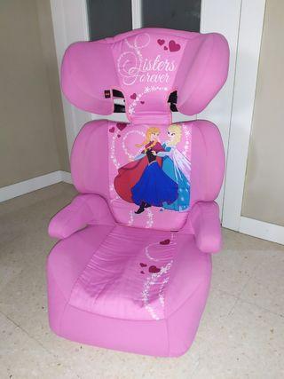 Asiento para coche niñ@ Frozen