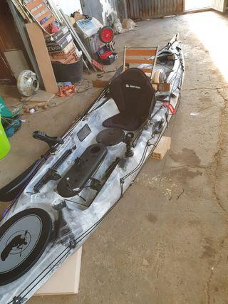 kayak alboran