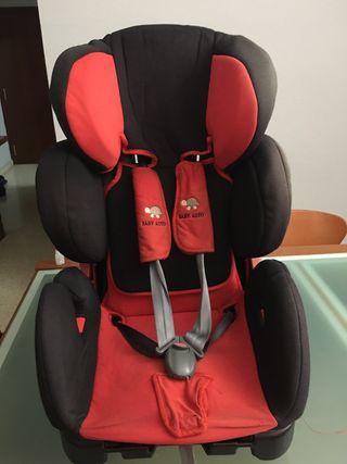 Silla de coche para bebés y niños
