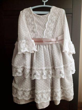 Vestido niña Talla 8