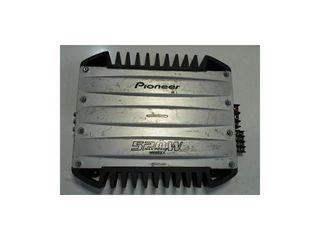 Etapa De Potencia 520W Pioneer Gm-X574
