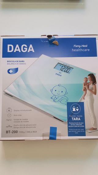 Báscula de baño Daga