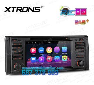 "RADIO GPS 7"" ANDROID 8.1 OCTA-CORE BMW"