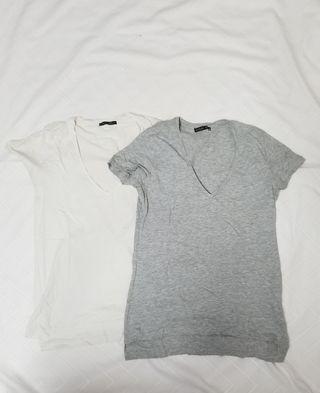 Pack Camisetas básicas en pico