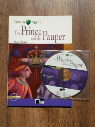 The Prince and the Pauper y cd